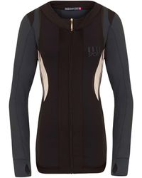 ELLE Sport - Contour Panelled Workout Jacket - Lyst