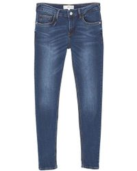 Mango | Kim Skinny Push-up Jeans | Lyst