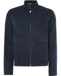 Perry Ellis - Men's Achive Zip Through Jacket - Lyst