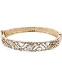 Mikey | S Dsign Filigree Cubic Cuff Bracelet | Lyst