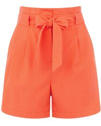 Oasis - Colour Suit Shorts - Lyst