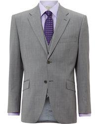 Howick - Rock Melange Twill Notch Suit Jacket - Lyst