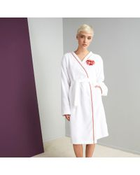 KENZO - Wild Bath Robe - Lyst