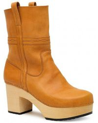 Swedish Hasbeens - Country Boots - Lyst