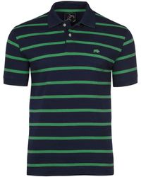 Raging Bull - Men's Big And Tall Breton Stripe Polo - Lyst