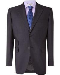 Howick - Darlington Fine Stripe Suit Jacket - Lyst