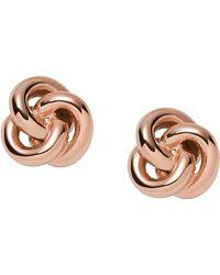 Fossil | Jf01364791 Ladies Earrings | Lyst