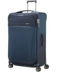 Samsonite - B-lite Icon Blue 78cm Spinner Suitcase - Lyst