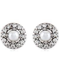 Hobbs - Eloise Earrings - Lyst