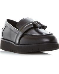 Geox - Blenda Platform Tassel Loafer Shoes - Lyst