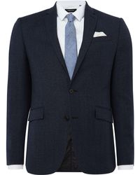 Kenneth Cole | Wade Slim Fit Textured Suit Jacket | Lyst
