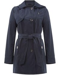 Halifax Traders - Windbreaker Fabric Rain Coat - Lyst