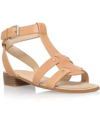 Nine West - Yippee Low Heel Sandals - Lyst