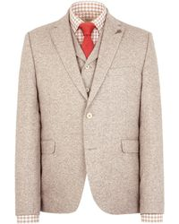 Gibson - Stone Donegal Jacket - Lyst