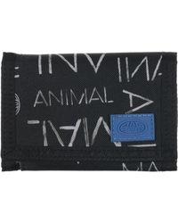 Animal - Polyester 3 Leaf Wallet - Lyst