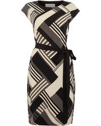 Inwear | Cap Sleeve Knee Length Dress | Lyst