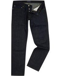 Perry Ellis - Signature Fit Jeans - Lyst