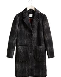 Sandwich - Tailored Coat - Lyst