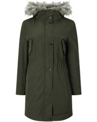 Windsmoor - Fur Lined Parka - Lyst