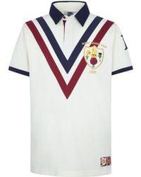 Ellis Rugby - Gbrl Vintage Polo Shirt - Lyst