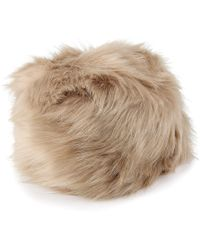 James Lakeland - Faux Fur Cossack Hat - Lyst