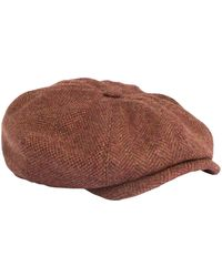 Gibson - Rust Contrast Hat - Lyst