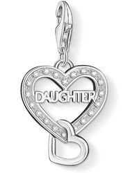 Thomas Sabo - Charm Club Daughter Pendant - Lyst