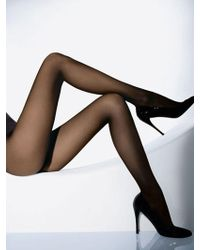 Wolford - Individual 10 Denier Tights - Lyst