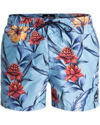 Quiksilver - Men's Pua 15 Beach Shorts - Lyst