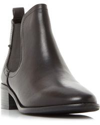 Steve Madden - Dicey Sm Low Heel Chelsea Boots - Lyst