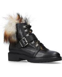 Carvela Kurt Geiger - 'sly' Lace-up Ankle Boots - Lyst