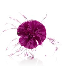Jacques Vert - Trio Flower Hairclip - Lyst