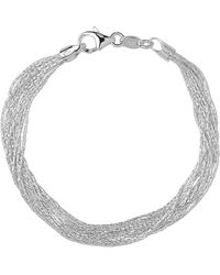 Links of London | Silk 10 Row Bracelet- Size S | Lyst