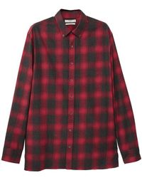 Mango | Men's Regular-fit Check Cotton Shirt | Lyst