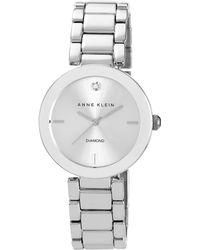 Anne Klein - Silver Liberty Watch - Lyst