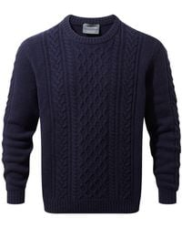 Craghoppers | Aron Knit Jumper | Lyst