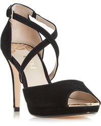 Biba - Mollie Platform Sandals - Lyst