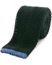 Chester Barrie - Knitted Silk Tie - Lyst