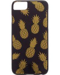 Biba - Pineapple Foil Phone - Lyst
