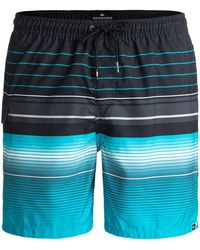 Quiksilver - Men's Swell Vision 17 Beach Shorts - Lyst