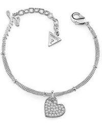 Guess | My Sweetie Charm Bracelet | Lyst