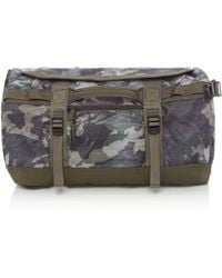 d7def27976 Lyst - The North Face Base Camp Duffel Medium in Black for Men