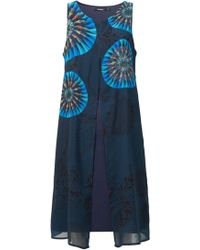 Desigual - Dress Sophie - Lyst