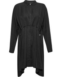 French Connection - Sunny Tencel Shirt Dress - Lyst