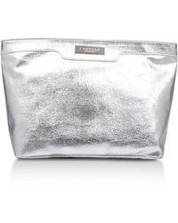 Carvela Kurt Geiger - Penny Cosmetic Bag Large - Lyst