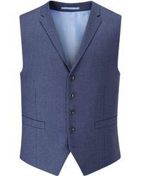 Skopes - Calvin Suit Waistcoat - Lyst