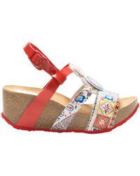 Desigual - Shoes Odisea Microrapport - Lyst