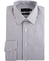 Double Two - Bengal Stripe Formal Shirt - Lyst