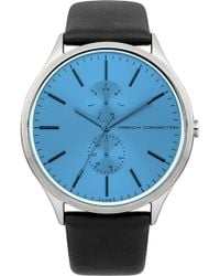French Connection - Gents Strap Watch - Lyst