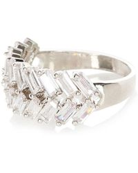 Coast   Louise Cubic Zirconia Ring   Lyst